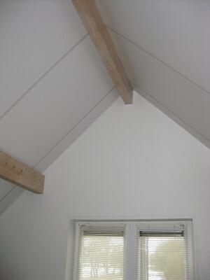 Isolatie dakplaten binnenzijde