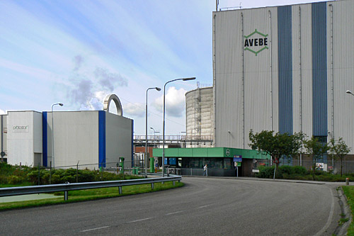 Trillingsmetingen AVEBE afvulmachines