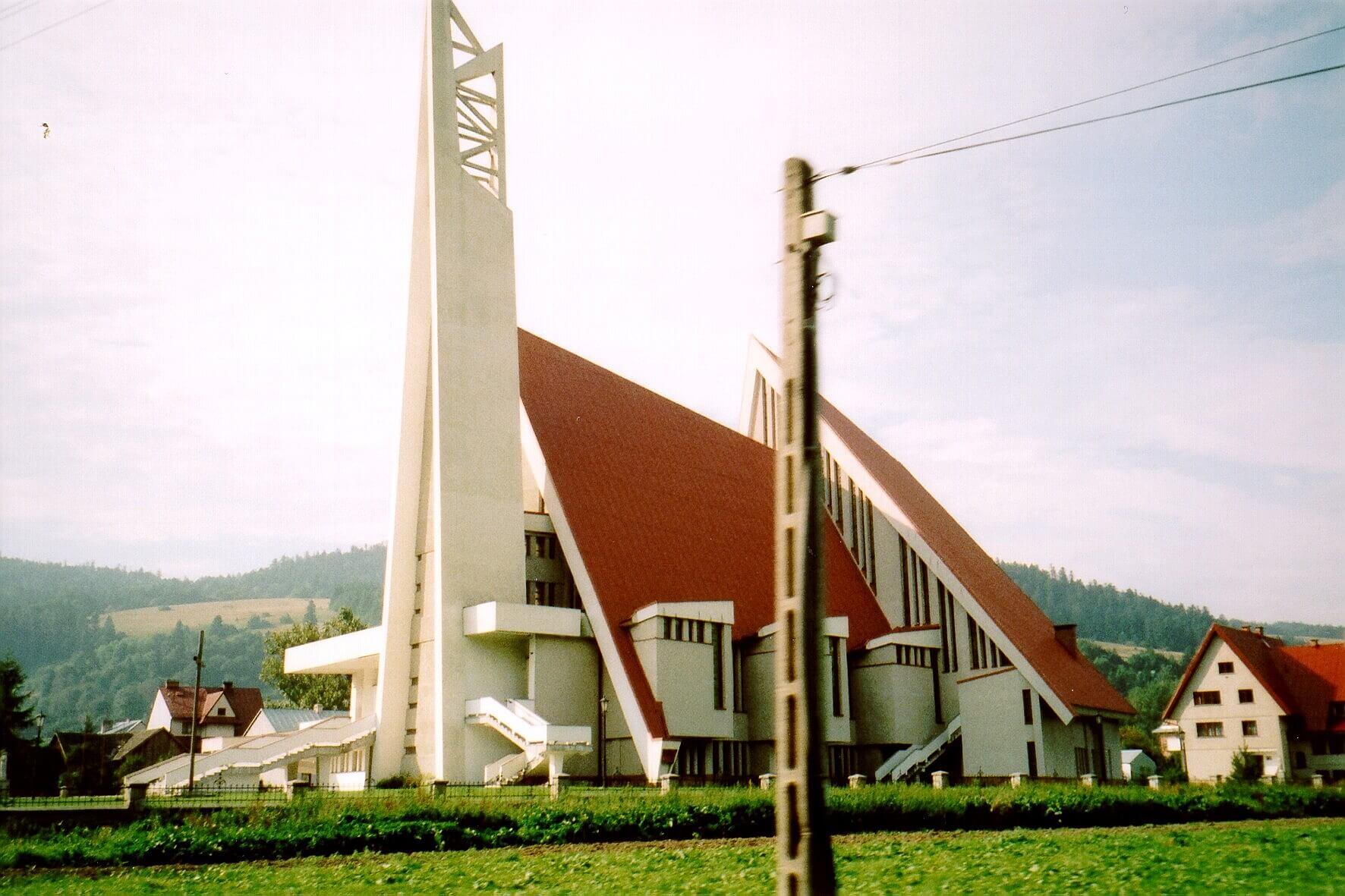 Binnenakoestiek diverse kerkgebouwen