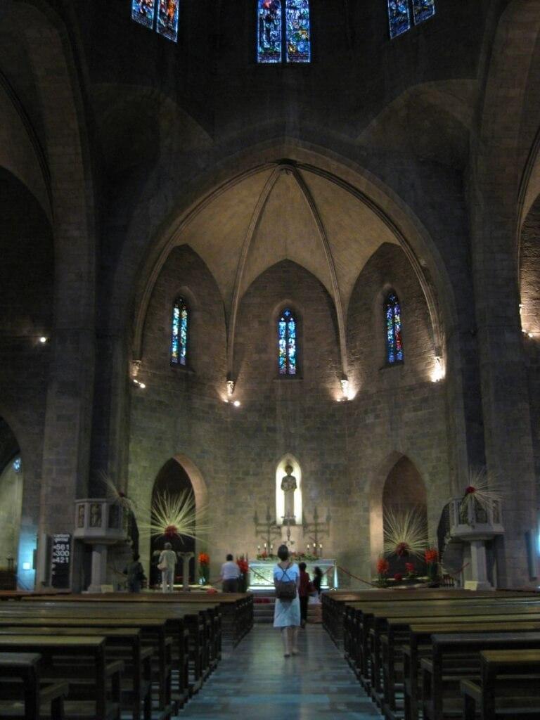 Binnenakoestiek kerkgebouwen