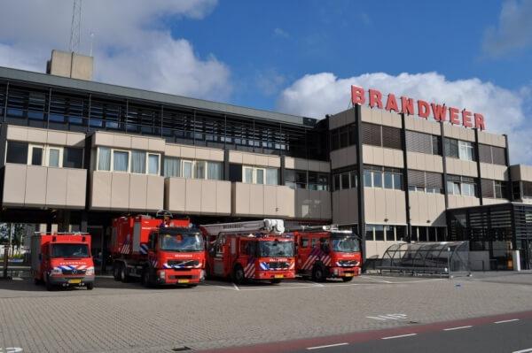 Brandweerkazerne inpassen in omgeving