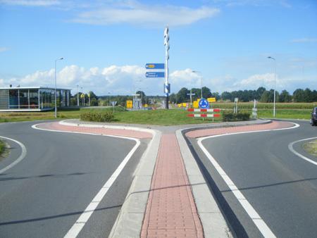 Berekening verkeerslawaai rotondes provincie Drenthe