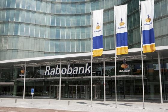 Akoestiek werkruimte Rabobank