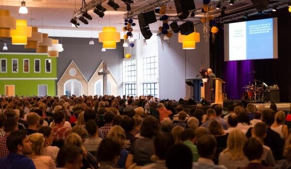 Nagalmtijd Kerkgebouw VBG | Stadskerk